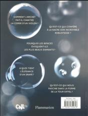 Du merveilleux caché dans le quotidien ; la physique de l'élégance - 4ème de couverture - Format classique