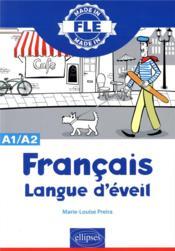 Made in ; FLE ; français langue d'éveil ; A1>A2 - Couverture - Format classique