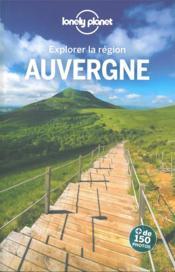 Explorer la région ; Auvergne (édition 2019) - Couverture - Format classique