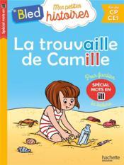 La trouvaille de Camille (mots en ill) - Couverture - Format classique