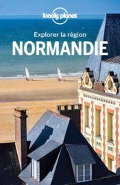 Explorer la région Normandie (4e édition) - Couverture - Format classique