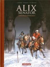 Alix Senator T.11 ; l'esclave de Khorsabad - Couverture - Format classique