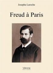 Freud à Paris - Couverture - Format classique