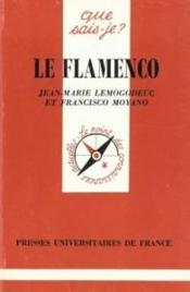 Le flamenco qsj 1588 - Couverture - Format classique