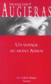Un voyage au mont athos - Intérieur - Format classique