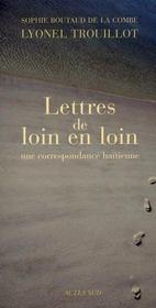 Lettres de loin en loin - Intérieur - Format classique