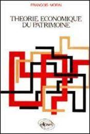 Theorie Economique Du Patrimoine - Intérieur - Format classique