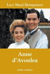 Anne d'avonlea anne t 02 - Couverture - Format classique