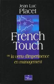 French Touch - Intérieur - Format classique