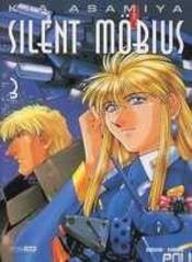 Silent Mobius T.3 - Intérieur - Format classique