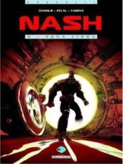 Nash t.9 ; zona libra - Couverture - Format classique