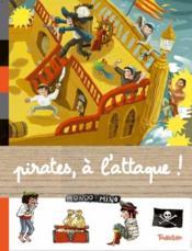 Pirates, à l'attaque ! - Couverture - Format classique