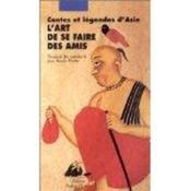 Art De Se Faire Des Amis (L') - Couverture - Format classique