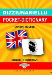Dico de poche córsu-inglese / english-corsican - Couverture - Format classique