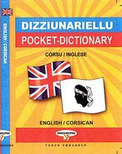Dico de poche córsu-inglese / english-corsican - Intérieur - Format classique