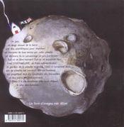 Objectif, la lune - 4ème de couverture - Format classique