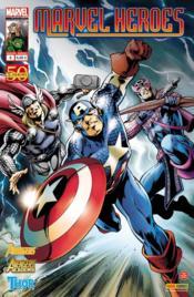 Marvel Heroes N.9 - Couverture - Format classique