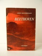 Beethoven. - Couverture - Format classique