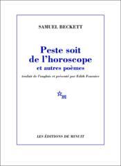 Peste soit de l'horoscope et autres poèmes - Couverture - Format classique