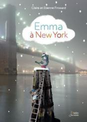 Emma à New-York - Couverture - Format classique
