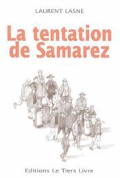 La tentation de samarez - Couverture - Format classique
