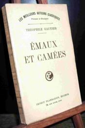 Emaux Et Camees - Poesies - Couverture - Format classique