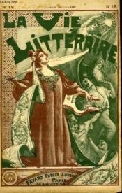 Les Grands Yeux. La Vie Litteraire. - Couverture - Format classique