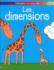 Dimensions - Couverture - Format classique