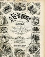 LA VIE PARISIENNE 14e année - N° 49 - LA PETITE MARIEE, de X. - COMMENT ELLE SE COIFFENT - ECURIES DE GACON, de GRAFTY. - Couverture - Format classique