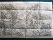 Carte d'Etat-Major N°52. Commercy. - Couverture - Format classique