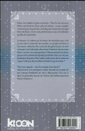 Your lie in april T.6 - 4ème de couverture - Format classique