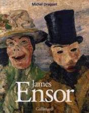 James Ensor - Couverture - Format classique