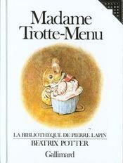 Madame trotte-menu - Intérieur - Format classique