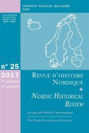 Industrie et transport aéronautiques dans les pays du nord au XXe siècle - Couverture - Format classique
