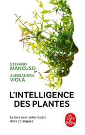 L'intelligence des plantes - Couverture - Format classique