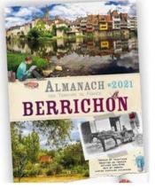 Almanach berrichon (édition 2021) - Couverture - Format classique
