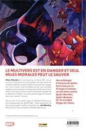 Spider-verse ; spider-zéro - 4ème de couverture - Format classique