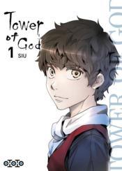 Tower of god T.1 - Couverture - Format classique