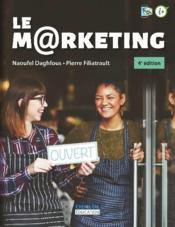 Le marketing (4e édition) - Couverture - Format classique