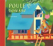 Poule rousse - Couverture - Format classique
