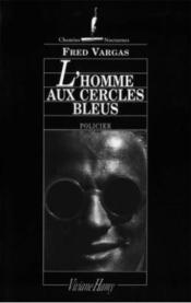 L'homme aux cercles bleus - Couverture - Format classique