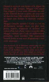 Dans Les Griffes Du Diable ; L'Elue - 4ème de couverture - Format classique