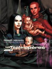 Les Technopères T.5 ; la secte des Techno-évèques - Intérieur - Format classique