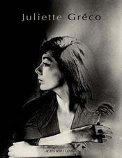 Juliette Greco, Hommage Photographique - Intérieur - Format classique