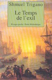 Le temps de l'exil - Intérieur - Format classique