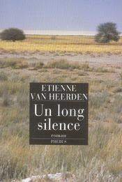 Un Long Silence - Intérieur - Format classique