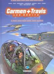 Carmen + Travis T.2 ; les récits - Intérieur - Format classique