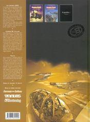 Carmen + Travis T.2 ; les récits - 4ème de couverture - Format classique
