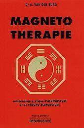 Magneto-Therapie - Acupuncture - Couverture - Format classique