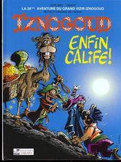 Iznogoud t.20 ; Iznogoud enfin calife - Intérieur - Format classique